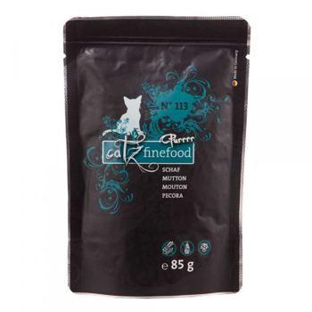 Catz Finefood Purr nr.113 – Baranina 85 g