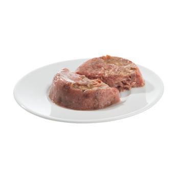 Cats Finefood  filet nr 411-indyk, kurczak i jagnięcina tacka 85g