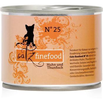 Catz Finefood nr.25 - Kurczak i tuńczyk 200 g