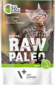 RAW PALEO CAT KITTEN GAME - karma mokra dla kociąt dziczyzną 100 g