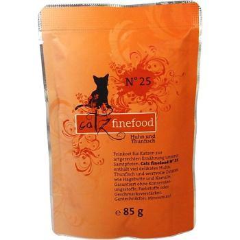 Catz Finefood No 25 - Kurczak i tuńczyk 85 g