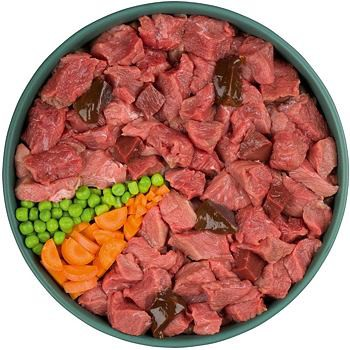 Purbello - Jagnięcina z marchewką 200 g
