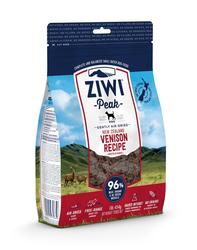ZiwiPeak Dog Venision Dziczyzna (1kg - 2,5kg)