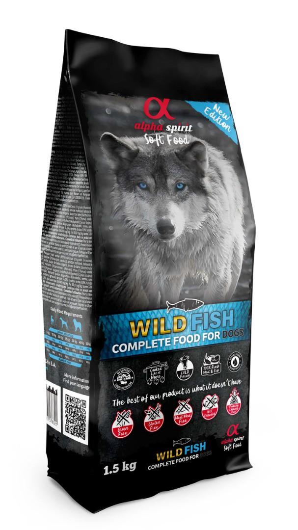 Alpha Spirit  wild fish
