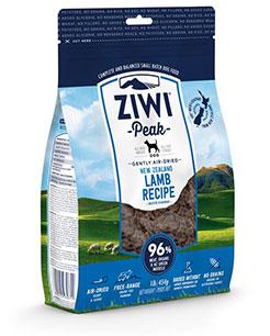 ZiwiPeak Dog Air Dried Lamb Jagnięcina (1kg - 4kg)