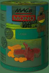 Mac's  dog Mono Sensitive  jagnięcina