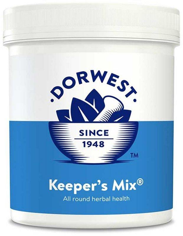 Dorwest Kipper's Mix mieszanka 8 ziół dla psów i kotów w proszku  250 g Dorwest