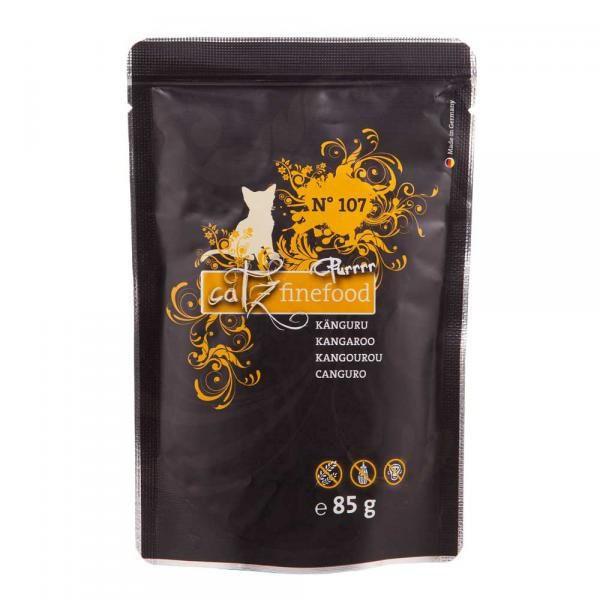 Catz Finefood Purr No.107 - Kangur 85 g