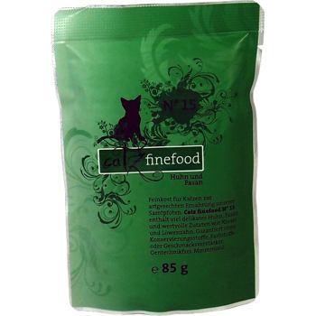 Catz Finefood nr.15 - Kurczak i bażant 85 g
