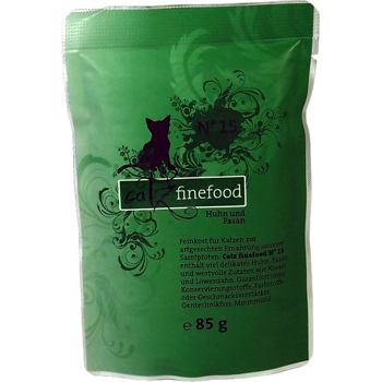 Catz Finefood No.15 - Kurczak i bażant 85 g