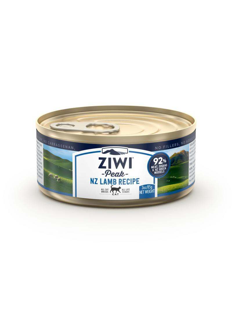 ZiwiPeak Lamb  jagnięcina  85 g Cat puszka