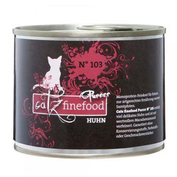 Catz Finefood Purr nr.103 - Kurczak 200 g